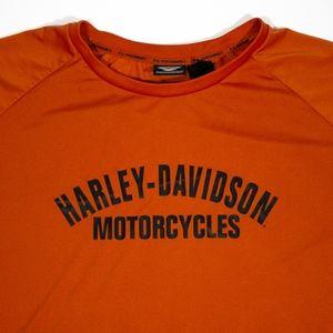 Harley Davidson H-D Performance Shirt Size 5XL